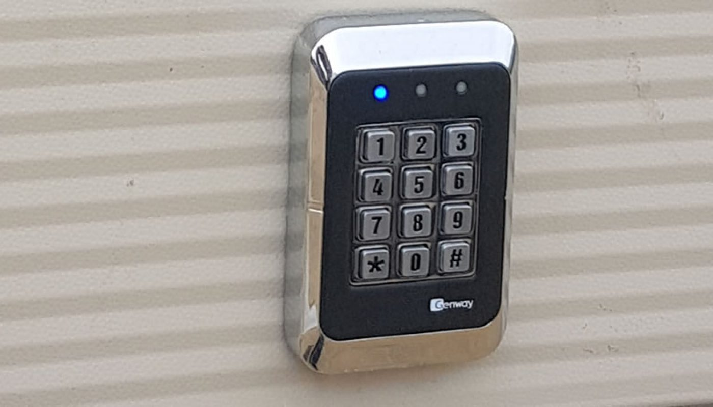 standalone-access-control