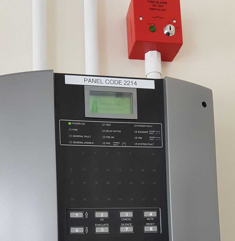 L3-Fire-Alarm-Installation